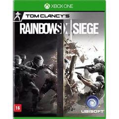 Tom_Clancy´s Rainbow Six Siege - Xbox One