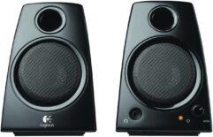 Alto-falantes Logitech Z130, Alto-falante, Preto, One Size