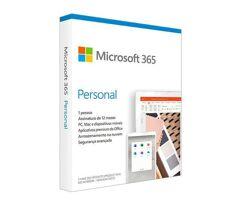 Microsoft_365 Personal - 1TB OneDrive - Válido Por 12 Meses
