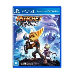 Ratchet_& Clank - PS4