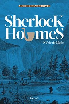 Sherlock_Holmes:_O_Vale_do_Medo_eBook_Kindle