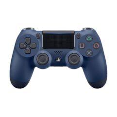 Controle_para PS4 Original Dualshock 4 Sony - Midnight Blue