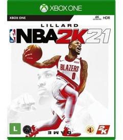 Jogo_NBA 2K21 - Xbox One