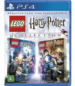 Jogo_LEGO Harry Potter Collection - PS4