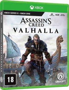 Assassins Creed Valhalla Edição Limitada - Xbox One