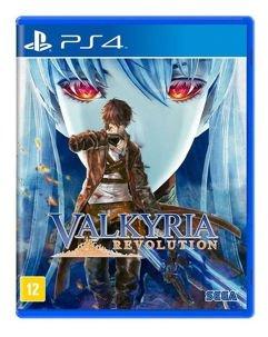 Valkyria_Revolution - PS4