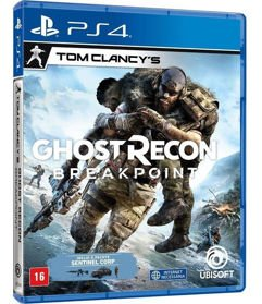 Ghost_Recon Breakpoint - PS4