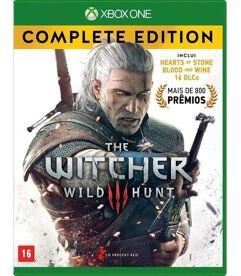 The_Witcher 3 Edição Completa - Xbox One