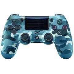 Controle Dualshock 4 Original Sony -- PS4 - Azul Camuflado