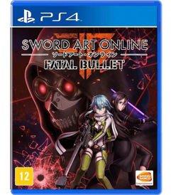 Game_Sword Art Online Fatal Bullet - PS4