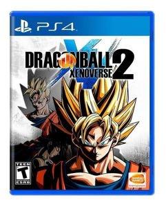 Dragon_Ball Xenoverse 2 - PS4