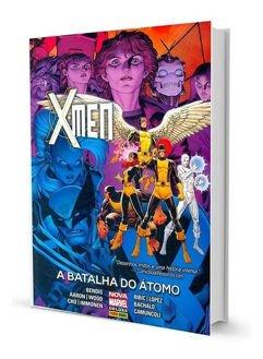 Livro X-men: A Batalha do Átomo