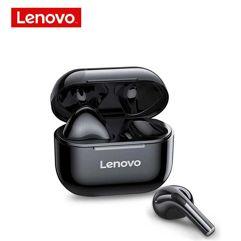 Fone de Ouvido Sem Fio Lenovo LP40 Bluetooth 5.0