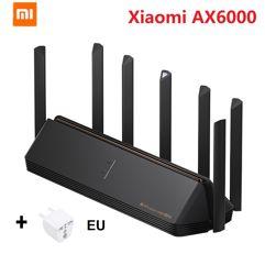 Roteador_2021 Xiaomi AX6000 Porta Wan de 2,5Gbps e Wi-fi 6