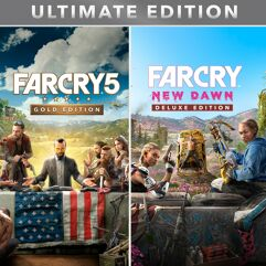 Pacote_Far Cry 5 Gold Edition + Far Cry New Dawn Deluxe Edition para PC