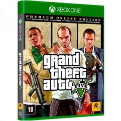 Grand_Theft Auto V: Edição Premium - Xbox One