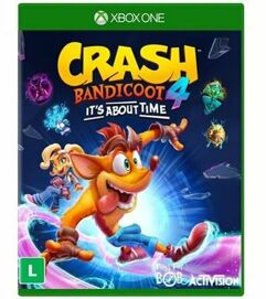 Crash_Bandicoot 4: It's About Time - Xbox One