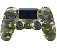 Controle_Sony Dualshock 4 para PS4 - Verde Camuflado