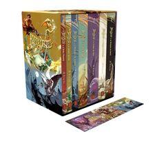 Box_Livros Harry Potter J.K. Rowling Edição Especial