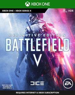 Battlefield_V Edição Definitiva - Xbox One