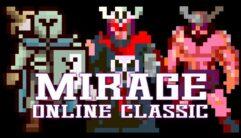 Jogo_Mirage Online Classic de Graça para PC