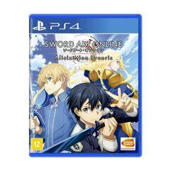 Jogo_Sword Art Online: Alicization Lycoris - PS4