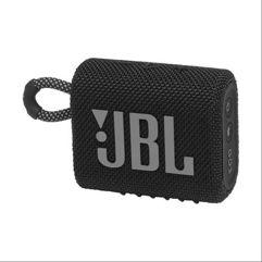 Caixa_de Som Sem Fio JBL Go 3 – Preto