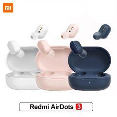 Fone_de Ouvido Sem Fio Xiaomi Redmi AirDots 3 Bluetooth 5.2 - LANÇAMENTO