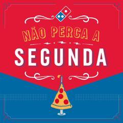 Pizza_em Dobro para os vacinados - Domino's