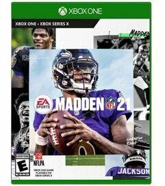 Madden NFL 21: Xbox One & Xbox Series X S - Xbox One
