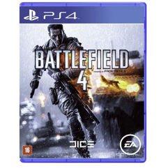 Jogo_Battlefield 4 - PS4