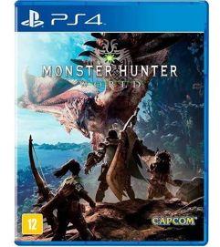 Jogo_Monster Hunter World - PS4