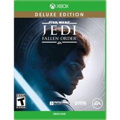 Star_Wars Jedi Fallen Order Edição Deluxe - Xbox One