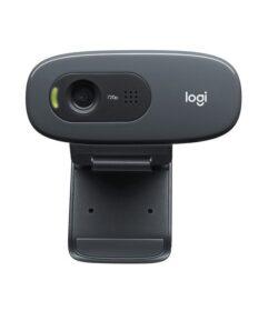 Webcam_HD Logitech C270 720p
