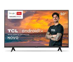 """Smart_TV LED 50"""" TCL 4K HDR"""