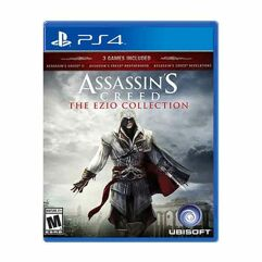 Assassin´s_Creed The Ezio Collection - PS4