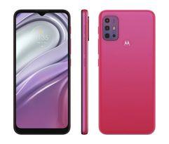 Smartphone_Motorola Moto G20 64GB Pink