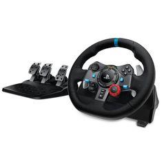 Volante_Logitech G29 Driving Force - PS3/PS4/PC