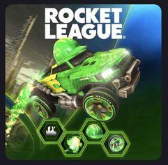 [DLC]_Rocket League (PlayStation Plus Pack) - PS4
