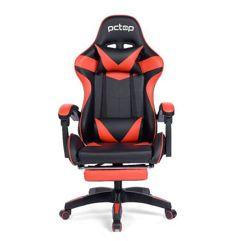 Cadeira_Gamer PCTOP Racer - Vermelho/Preto