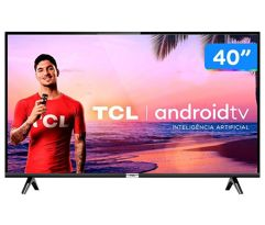 """Smart_TV LED 40"""" TCL 40S6500 Full HD Android HDR"""