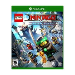 Game_Lego Ninjago O Filme - Xbox One