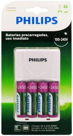 Carregador_de_Pilhas_Philips_com_4_Pilhas_Aa_Recarregáveis_2450mAh_SCB2445NB_Bivolt_Branco