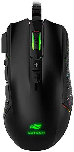 Mouse_Gamer_USB_C3Tech_MG-750BK_Raven_Preto