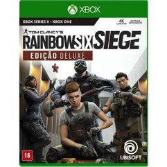 Rainbow_Six Siege - Edição Deluxe - Xbox Series X