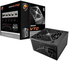 Fonte_Cougar VTC 500W 80Plus White ATX12V/2.3 PFC ATIVO - PN # 31VC050006P01