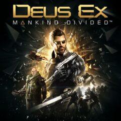 Deus_Ex Mankind Divided - PC