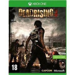 Jogo_Dead Rising 3 - Xbox One