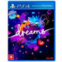 Game_Dreams - PS4