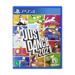 Jogo_Just Dance 21 - PS4